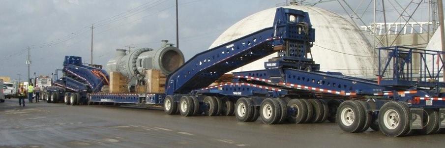 Heavy Haul Trucking Services - Ace Doran Hauling & Rigging