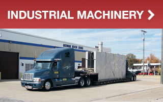 Industrial Machinery Transport